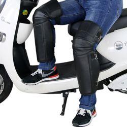 소가죽 방한 오토바이 무릎보호대(50cm)