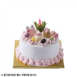 [메이드케익]DIY 케이크 만들기(미니초코데코)=레드벨벳=