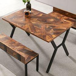 빈티지 인별 감성 모던 테이블 1200