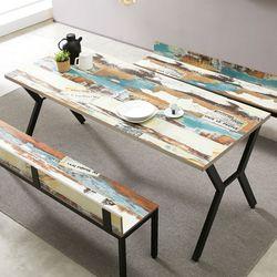 빈티지 인별 감성 모던 테이블 1800
