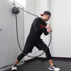 와일드 로프 가정용 로프 트레이너 근력운동 홈트레이닝 기구