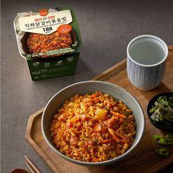 포켓도시락 콜리컵밥 직화닭갈비 볶음밥 6팩