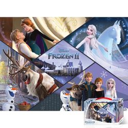 300피스 퍼즐 겨울왕국 컬렉션 TPD300-005
