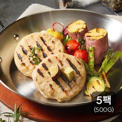 고구마 닭가슴살 스테이크500g (100g 5팩)