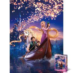 150피스 퍼즐 라푼젤의 꿈 TPD150-016