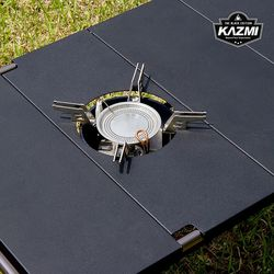 [카즈미] IMS 버너 플레이트 캠핑 버너 조리도구 용품 K8T3U016P
