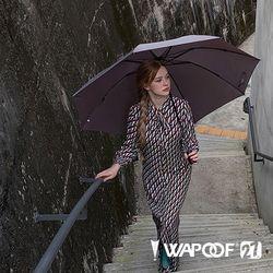 거꾸로 펴지는 빅사이즈 3단 완전 자동 양우산 와푸27