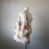 곰돌이 양털 뽀글이 퍼 에코 숄더백 (2color)