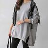 Gimo Twin Zipper Sweatshirt