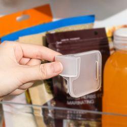 다용도 냉장고 투명 보조 칸막이 4개세트
