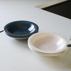 (국산)쏠레이 쁘띠볼 대 - 6color (샐러드파스타요리접시)