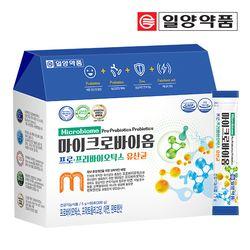 일양약품 포스트 프리 프로바이오틱스 유산균 1박스 (60포)