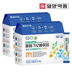 일양약품 포스트 프리 프로바이오틱스 유산균 2박스 (120포)