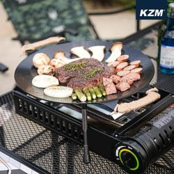 [카즈미] 이그니스 코팅 그리들 (테이블) K20T3G008