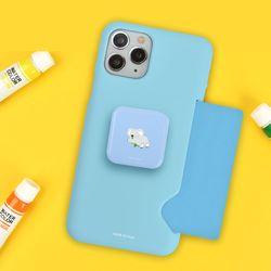 미니동물 캔디 미러 스마트톡+컬러핏 카드수납 카드슬림 케이스