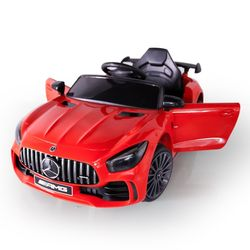 대호 벤츠 NEW GTR AMG 유아전동차 레드 (20년형)