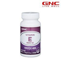 [무료배송] GNC 혼합비타민 E 400 (90캡슐) 3개월분
