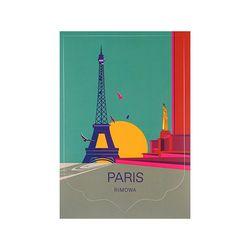 PARIS LANDMARK 파리 50900040 리모와 정품 스티커