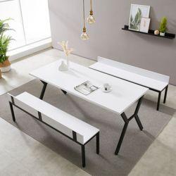 녹스 모던 테이블 세트 1800