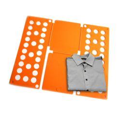 초간단 옷접기 폴더(오렌지)