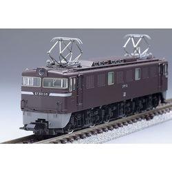 [9167] JR EF60-0형 전기기관차 (3차형-갈색-N게이지)