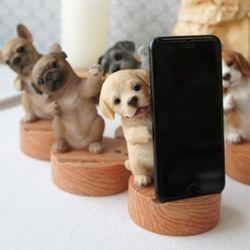 강아지 휴대폰 거치대 (5type)
