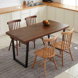 세츠티 우드슬랩 식탁테이블 1600