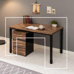 에토르타 책상 테이블 1200