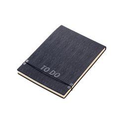 [TROIKA] TO DO PAD A5 노트패드 블랙 (NTD25BK)