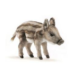 5026 아기 멧돼지 동물인형33cm.L