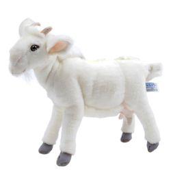 4151 염소 동물인형(White)35x25cm