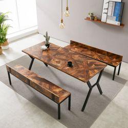 유칼립 모던 테이블 세트 1800