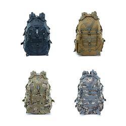 전술럭스백팩 전술가방 밀리터리배낭 군인가방 (4 color)