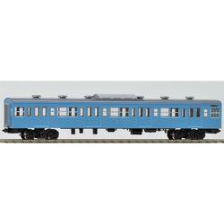 [9308] 국철전차 사하 103형 (유니트 샤시-스카이 블루-N게이지)