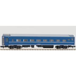 [9524] 국철객차 오하네 25-100형 (은색띠-N게이지)