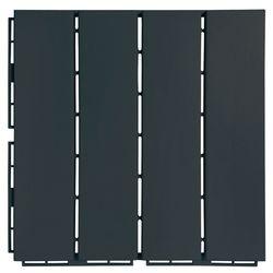 Deck 베란다 데크타일(18P)[조립식][마루바닥재][인테리어]