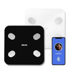 멜킨 스마트 바디스케일 체지방 체중계 인바디 디지털