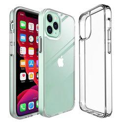 아이폰 12 하드 젤리 유니온 투명 케이스