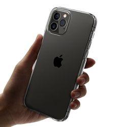 아이폰 12 프로 하드 젤리 유니온 투명 케이스