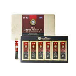 [1+1/무료배송] 고려홍삼정 에브리데이100 홍삼스틱 15g 60포+60포 선물포장