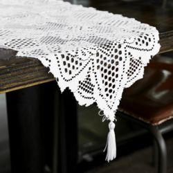 프렌치 레이스 테이블 러너(33x95cm)