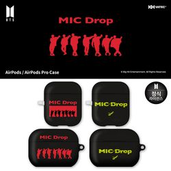 [BTS] BTS Mic Drop HARD Airpods- Airpods Pro CASE