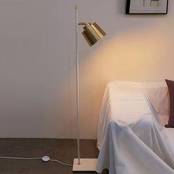 미라움 큐니 스틸 장 스탠드순수국내제작 +LED전구