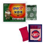 [무료배송] 마이핫보온대 (10개) + 다봉핫난로 미니핫팩 30g (10개)