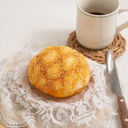 소보루빵 모형