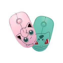 포켓몬 정품 PC 무선 마우스 (푸린)(이상해씨)