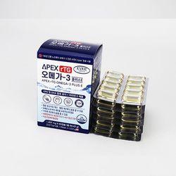 에버그린 에이펙스 알티지 오메가-3 플러스 E 1407mg x 60 캡슐