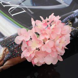 꽃보라 수국 조화(핑크)