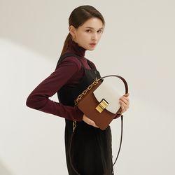 [Anny bag] 애니백 플랩 1 Plus 1 Brown