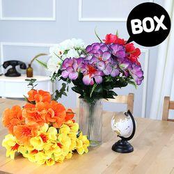 BOX판매 수련 12개 성묘 산소 꽃 납골당 조화